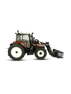 Immagine di Tractor, T5.120 Centenario with front loader