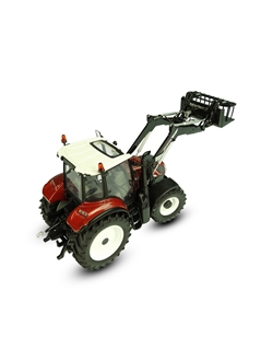 Picture of Tractor, T5.120 Centenario with front loader