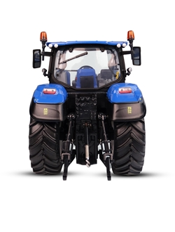 Picture of Tractor, T5.130, Hi-vis low roof, 1:32