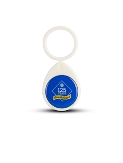 Picture of White NH 125 Selfie Ring