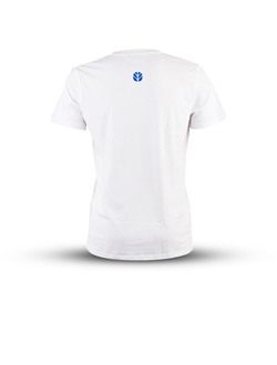 """Picture of """"NH 125"""" Men's White t-shirt"""