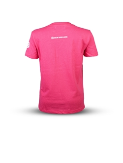 Picture of Girl's pink heart T-shirt
