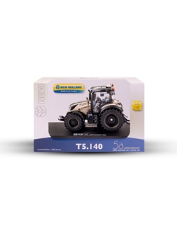 Picture of Tractor, T5.140 Gold/Black Jubilee Ed.