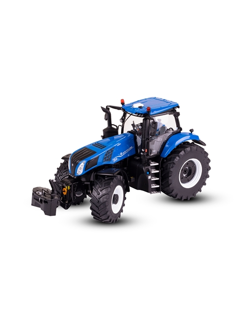 Picture of Tractor, T8.435 Genesis Blue Power, 1:32