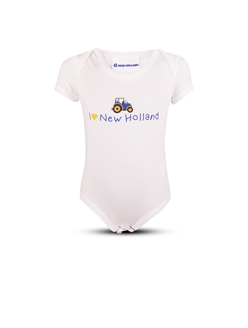 Picture of Baby body, I love New Holland