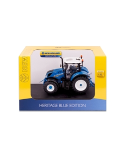 Picture of Tractor, T6.180, Heritage blue Ed.