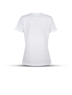 Picture of Women's tractor T-shirt, white