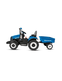Picture of 12-volt ride-on T8 tractor